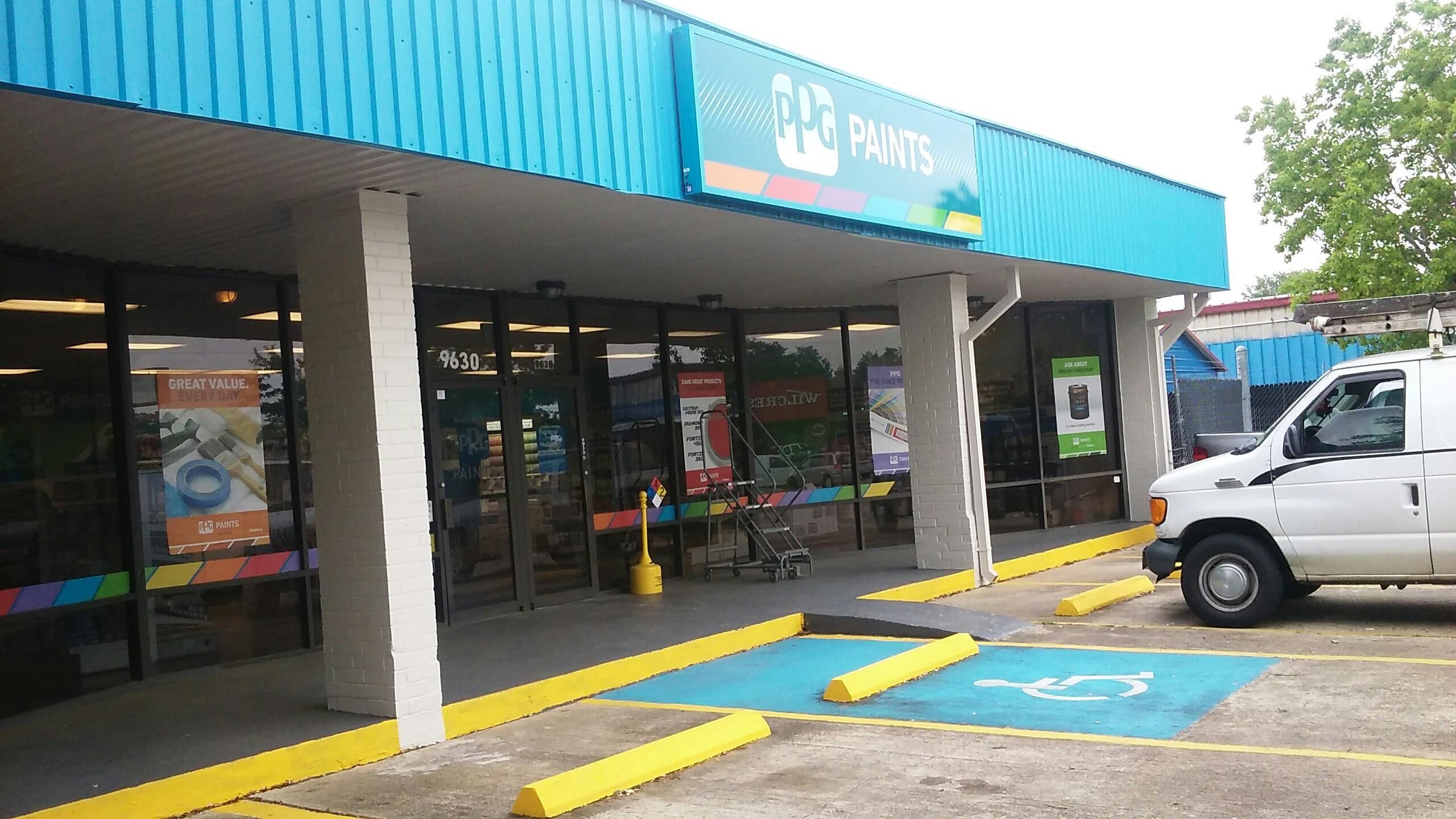 Ppg paints houston paint store for Ppg automotive paint store