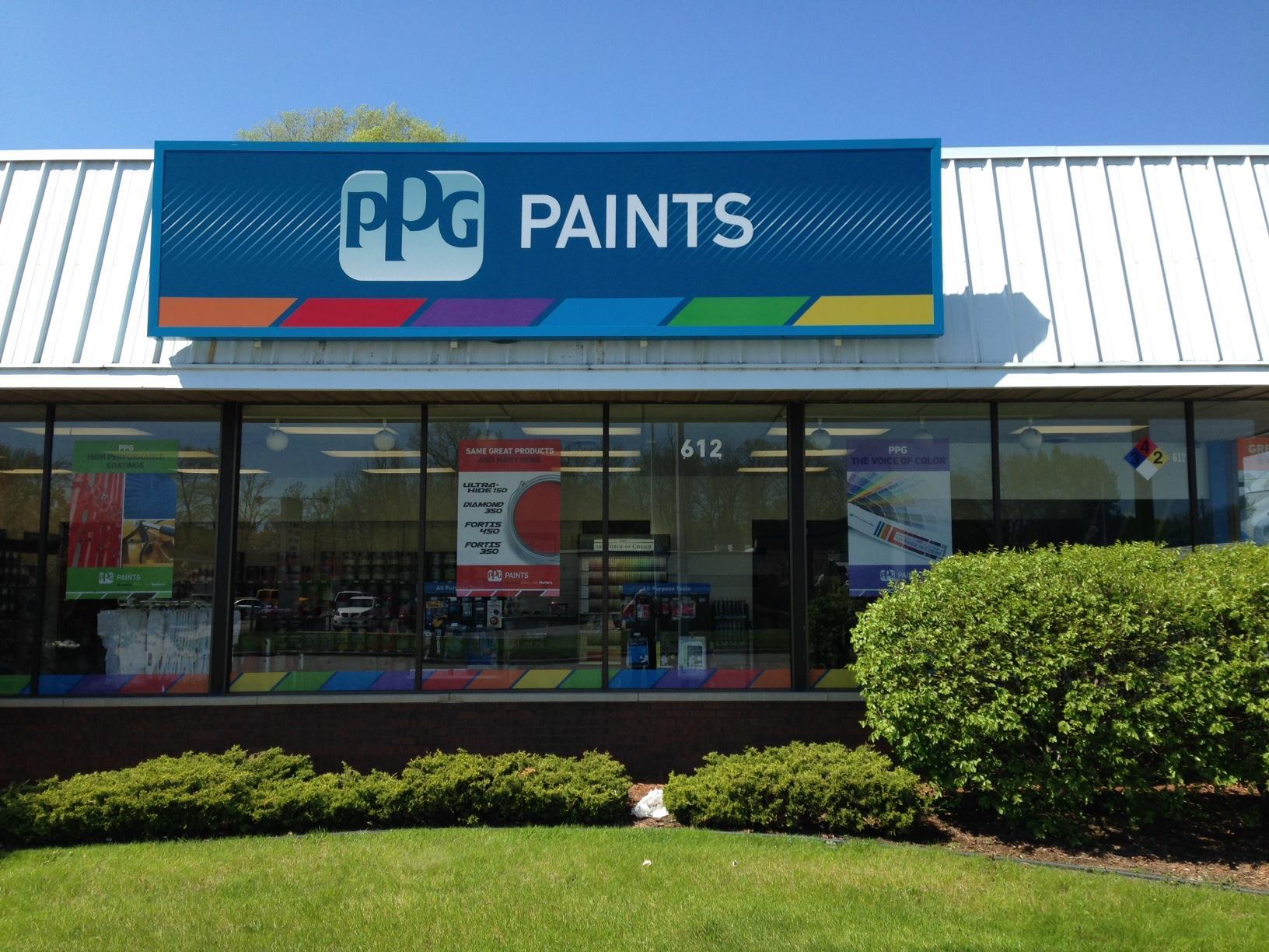ppg paints midland paint store