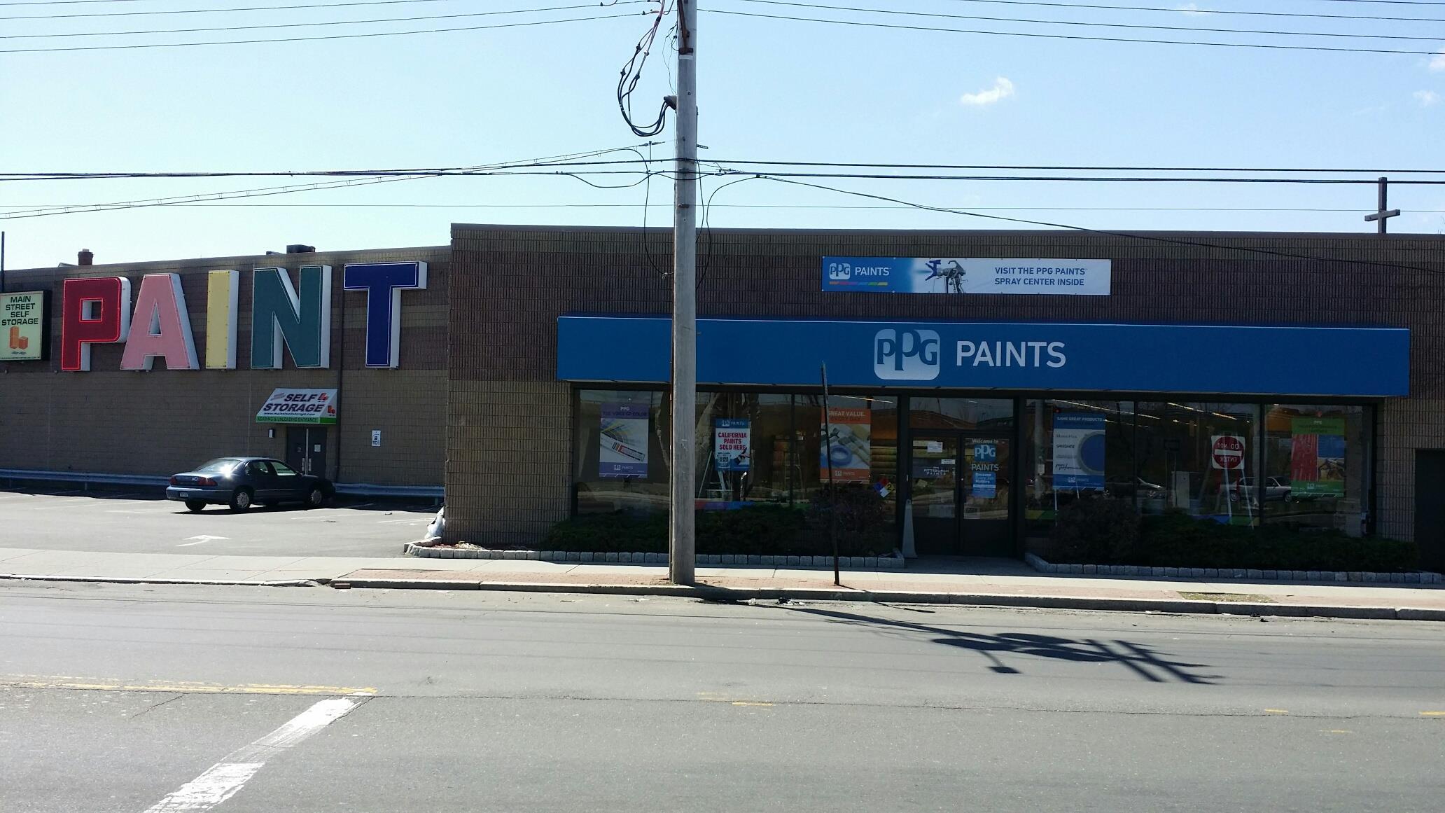 Ppg paints bridgeport paint store for Ppg automotive paint store