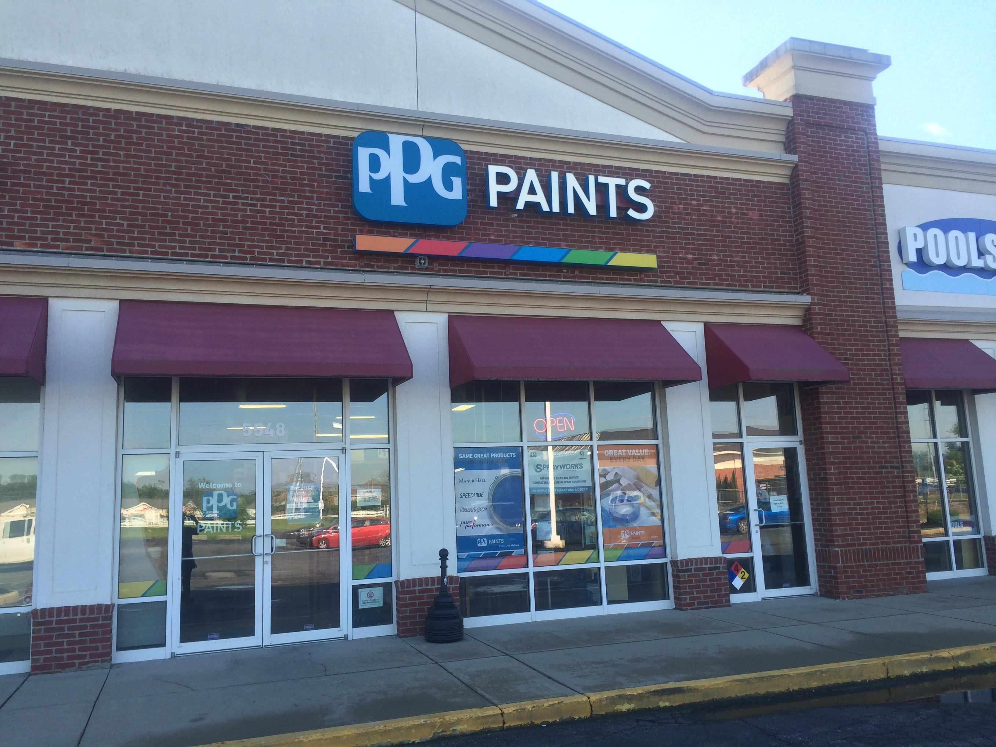 Image result for ppg store n hamilton road