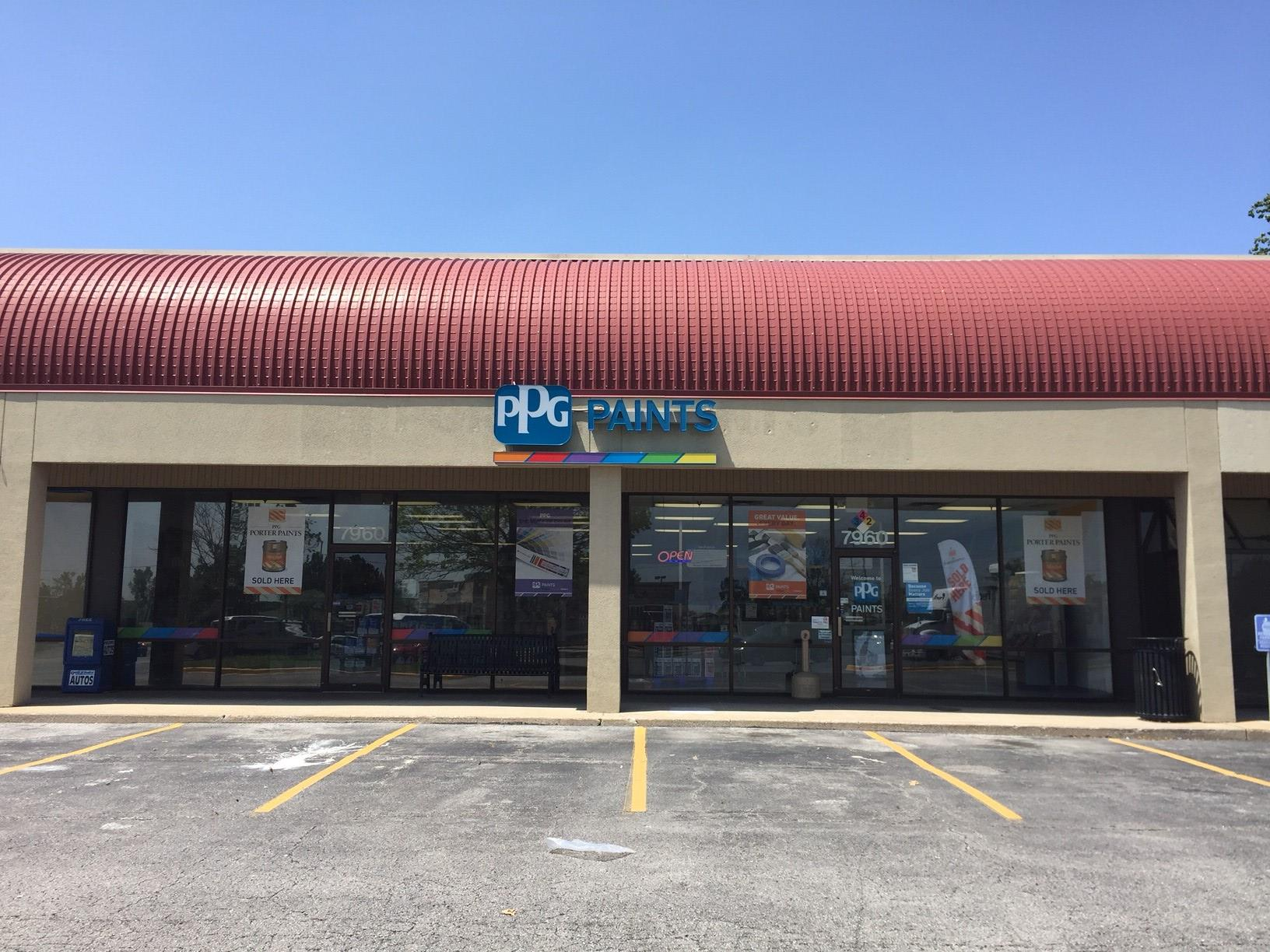 Paint Store Near Me? - We Have A Location Close By!
