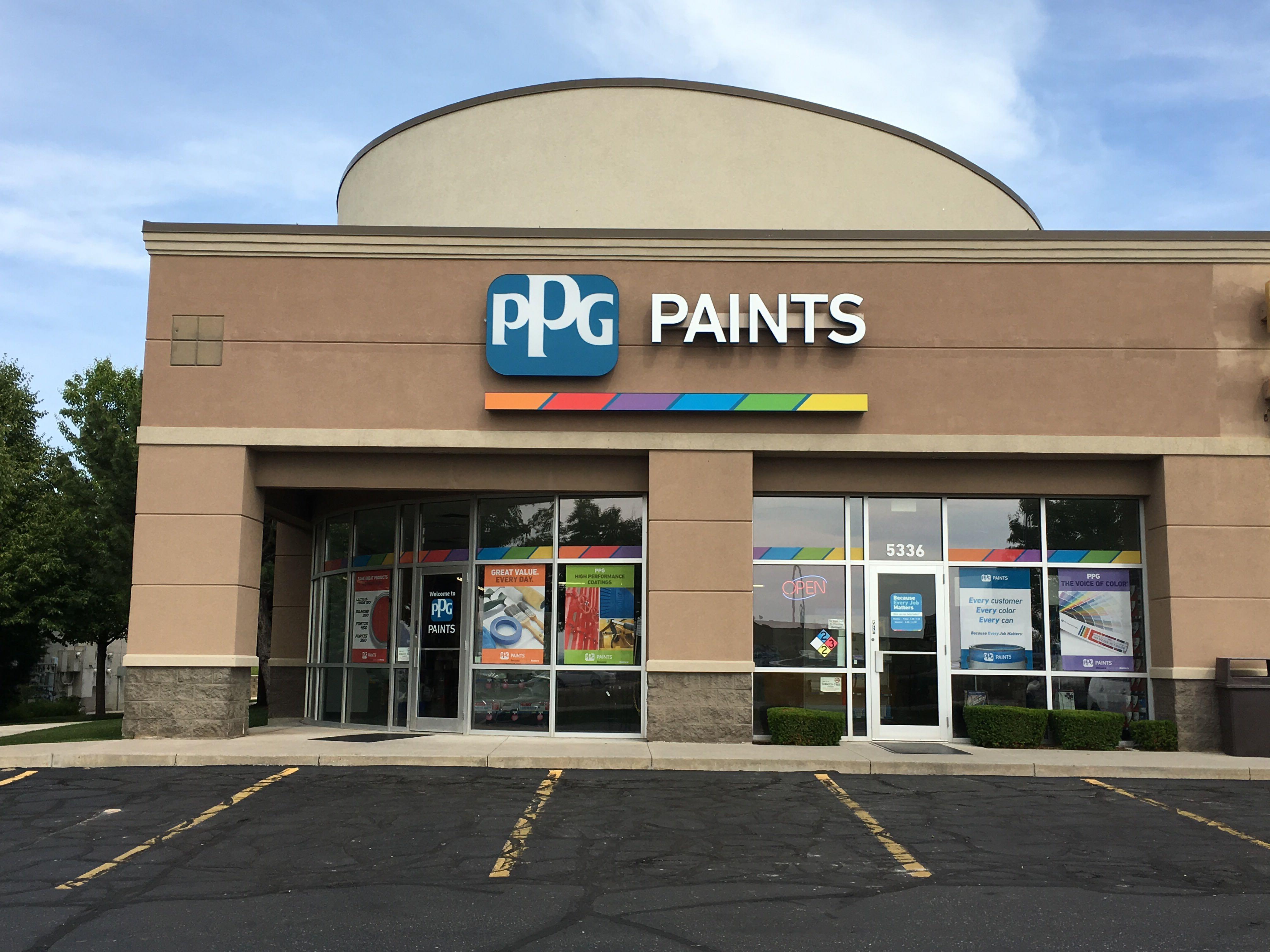 Ppg Car Paint Store Near Me